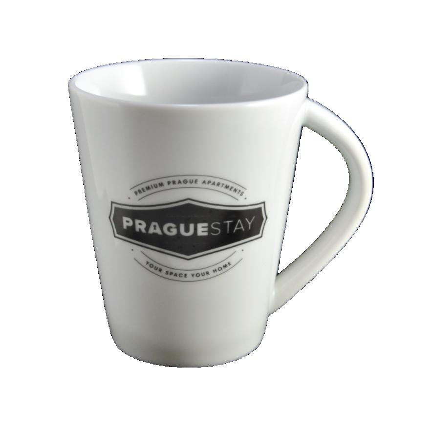 orcelain mug Giorgia, Porcelain mug with logo, nice mug, original mug, imprint logo, printing logo, own color, own Pantone, advertising porcelain, original porcelain, advertising mugs