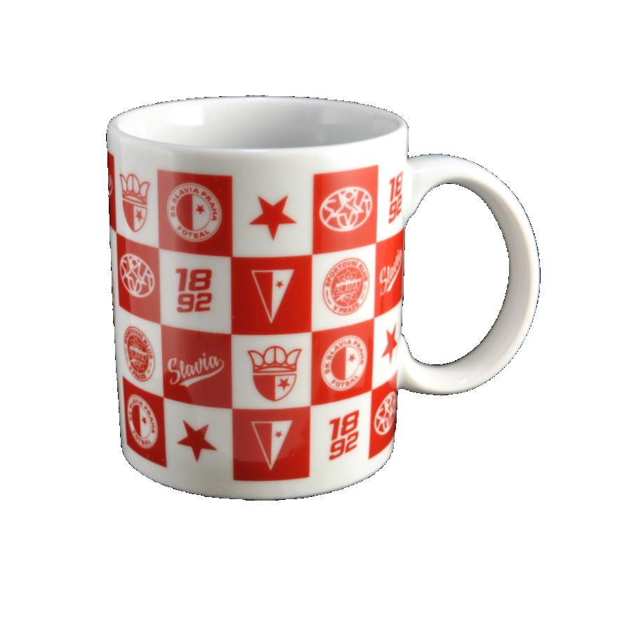 Porcelain mug Kate, Porcelain mug with printing logo, nice mug, original mug, imprint, advertising mugs