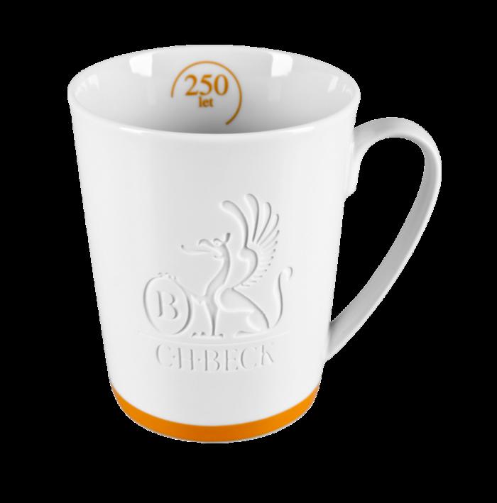 Porcelain mug Lena, Porcelain mug with logo, nice mug, original mug, engraving logo, imprint logo, printing logo, own color, own Pantone, advertising porcelain, original porcelain, advertising mugs,