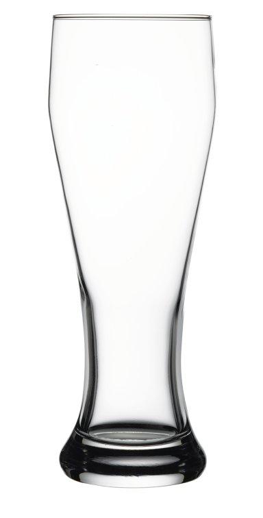 Beer Glass Biera 400, beer glass, nice glass, original glass, advertising glasses