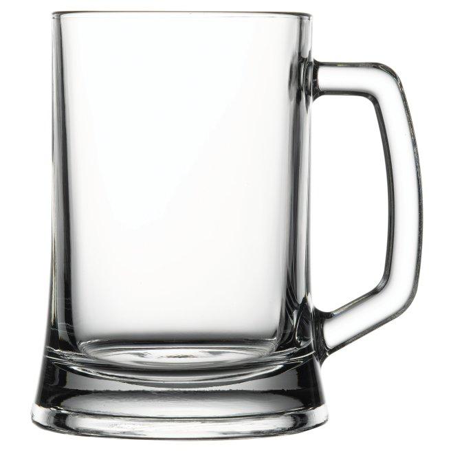 Beer Glass Elegant 500, beer glass, nice glass, original glass, advertising glasses