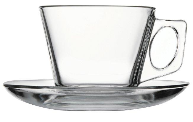 Coffee Glass Tara, Coffee Glass, original glass, advertising glasses