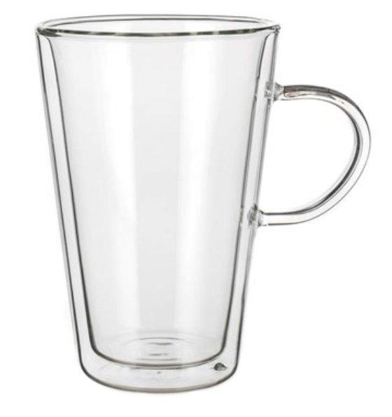 Double Wall Glas Dopio 330, double wall glass, nice glass, original glass, advertising glasses