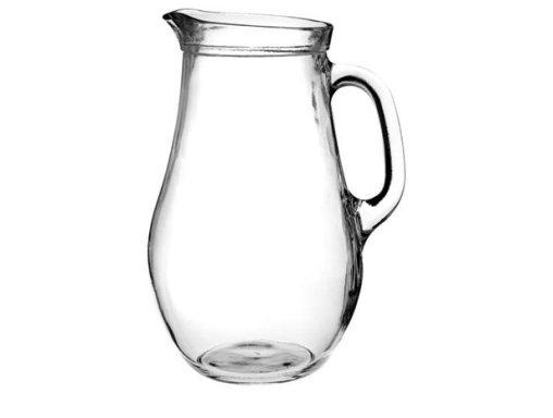 Glass Jug Beer 250, Glass Jug, original glass, advertising glasses