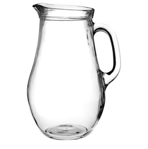 Glass Jug Beer 500, Glass Jug, original glass, advertising glasses