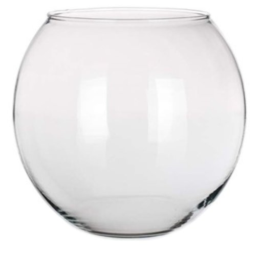 Glass Vase Lira 21, Glass Vase, nice glass, original glass, advertising glasses