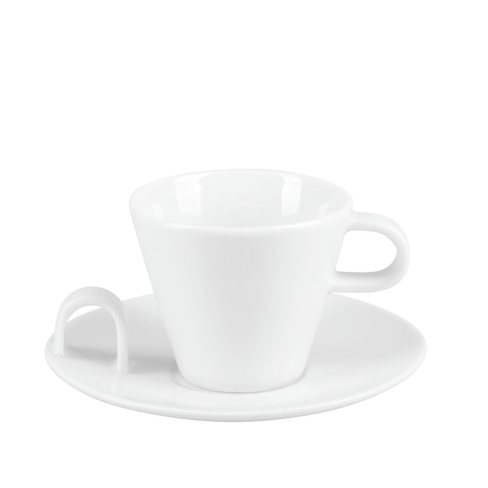 Porcelain cup with saucer Sandra S, porcelain cup with saucer, nice cup and saucer, original cup and saucer, advertising porcelain, original porcelain, advertising cups with saucer,